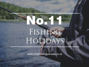 Fishing Holiday Smallholding