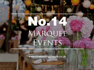 Marquee Smallholding