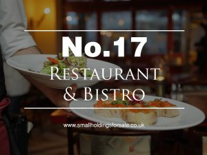 Restaurant and Bistro Smallholding