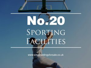 Sporting Fields Smallholding