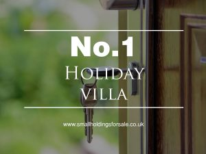 Smallholding Holiday Villa