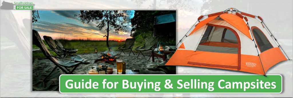 Guide To Buying and Selling Campsites
